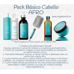 Pack productos Moroccanoil para Cabello Afro