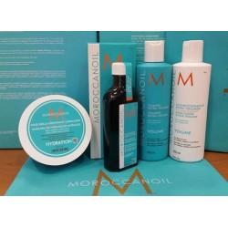 Pack Moroccanoil para cabello fino o muy fino