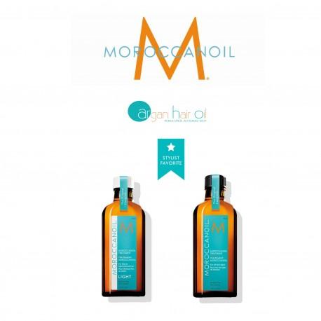 Pack Ahorro Aceite de Tratamiento Light Moroccanoil 2 Unidades 100 ml c/u