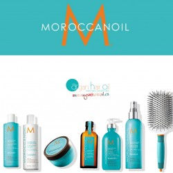 Pack Moroccanoil para brushing look liso