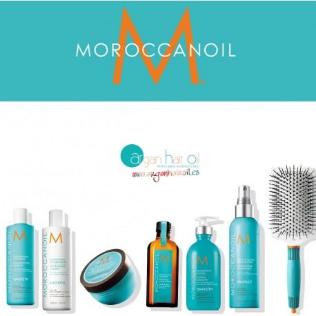 Pack Moroccanoil para brushing look liso