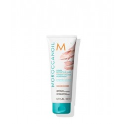 Moroccanoil mascarilla con color Rose Gold