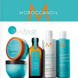 Moroccanoil pack reparador hidratante intensivo